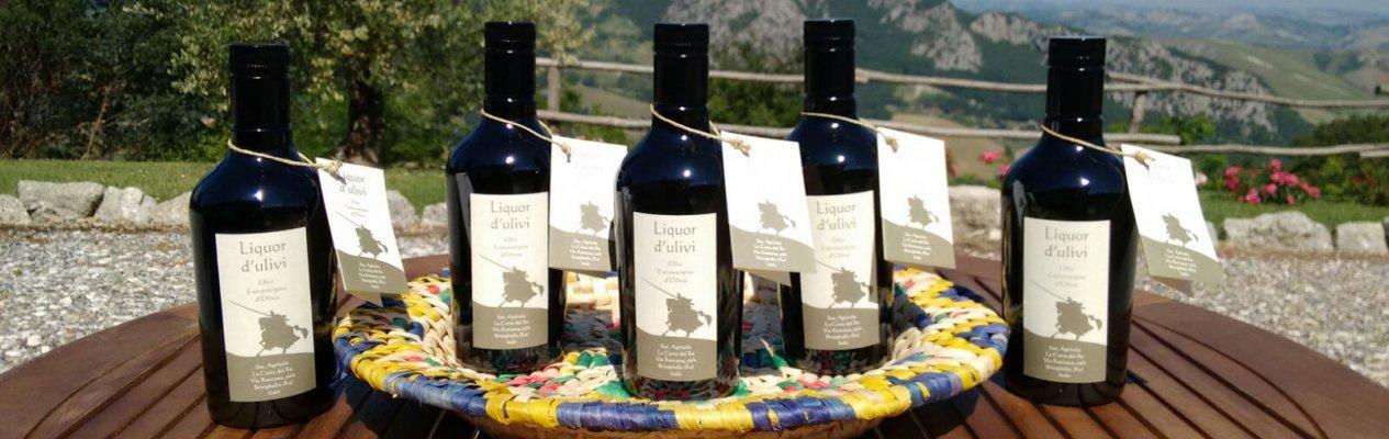 La Corte del Re <span>Olive oil</span>